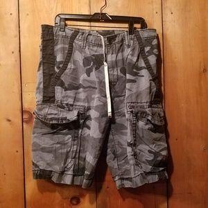Men's True Religion Camo Shorts, Camoflauge